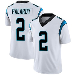 Michael Palardy Carolina Panthers Limited Men's Vapor Untouchable Jersey (White)