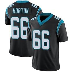 Mike Horton Carolina Panthers Limited Men's Team Color Vapor Untouchable Jersey (Black)