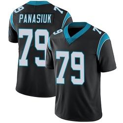 Mike Panasiuk Carolina Panthers Limited Men's Team Color Vapor Untouchable Jersey (Black)
