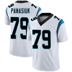 Mike Panasiuk Carolina Panthers Limited Men's Vapor Untouchable Jersey (White)