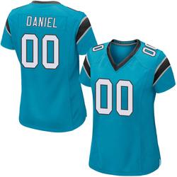 Mikey Daniel Carolina Panthers Game Women's Alternate Jersey (Blue)