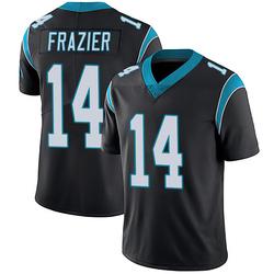 Mose Frazier Carolina Panthers Limited Men's Team Color Vapor Untouchable Jersey (Black)