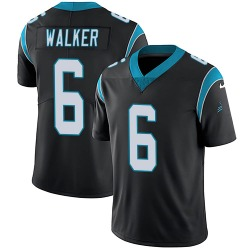 P.J. Walker Carolina Panthers Limited Youth Team Color Vapor Untouchable Jersey (Black)