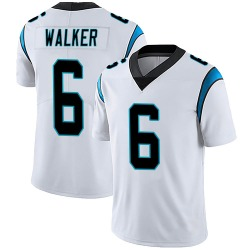 P.J. Walker Carolina Panthers Limited Youth Vapor Untouchable Jersey (White)