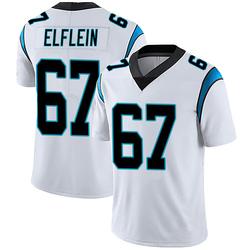 Pat Elflein Carolina Panthers Limited Men's Vapor Untouchable Jersey (White)