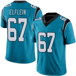 Pat Elflein Carolina Panthers Limited Youth Alternate Vapor Untouchable Jersey (Blue)