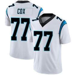 Rakim Cox Carolina Panthers Limited Men's Vapor Untouchable Jersey (White)