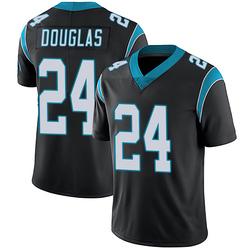 Rasul Douglas Carolina Panthers Limited Men's Team Color Vapor Untouchable Jersey (Black)