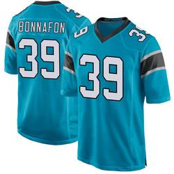 Reggie Bonnafon Carolina Panthers Game Men's Alternate Jersey (Blue)