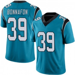 Reggie Bonnafon Carolina Panthers Limited Men's Alternate Vapor Untouchable Jersey (Blue)