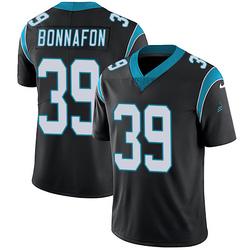 Reggie Bonnafon Carolina Panthers Limited Youth Team Color Vapor Untouchable Jersey (Black)