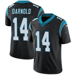 Sam Darnold Carolina Panthers Limited Youth Team Color Vapor Untouchable Jersey (Black)