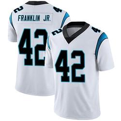 Sam Franklin Carolina Panthers Limited Men's Vapor Untouchable Jersey (White)