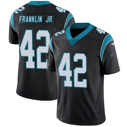 Sam Franklin Carolina Panthers Limited Youth Team Color Vapor Untouchable Jersey (Black)