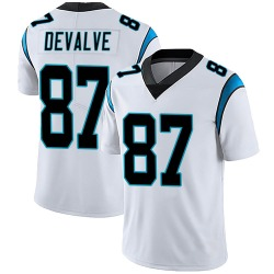 Seth DeValve Carolina Panthers Limited Men's Vapor Untouchable Jersey (White)
