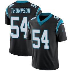 Shaq Thompson Carolina Panthers Limited Youth Team Color Vapor Untouchable Jersey (Black)