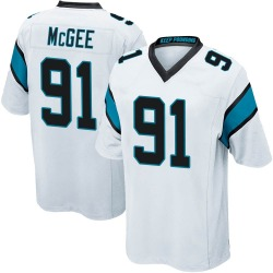 Stacy McGee Carolina Panthers Game Men's Jersey (White)