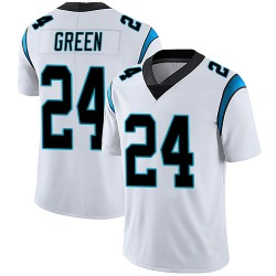 T.J. Green Carolina Panthers Limited Men's Vapor Untouchable Jersey (White)