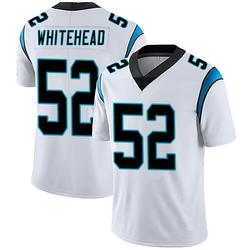 Tahir Whitehead Carolina Panthers Limited Men's Vapor Untouchable Jersey (White)
