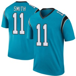 Torrey Smith Carolina Panthers Legend Youth Color Rush Jersey (Blue)