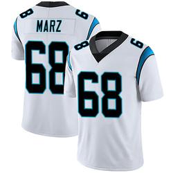 Tyler Marz Carolina Panthers Limited Men's Vapor Untouchable Jersey (White)