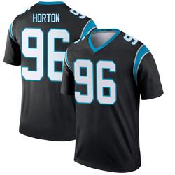 Wes Horton Carolina Panthers Legend Men's Jersey (Black)