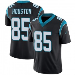 Wyatt Houston Carolina Panthers Limited Youth Team Color Vapor Untouchable Jersey (Black)